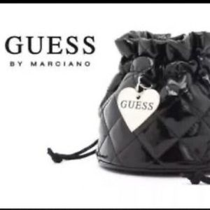 Guess jewelry bag
